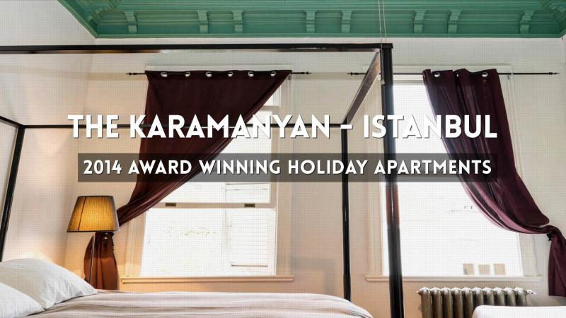 THE KARAMANYAN | ISTANBUL