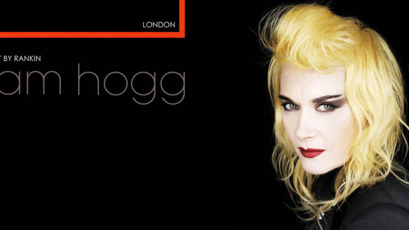 Pam Hogg Editorial | Behind The Scenes Video