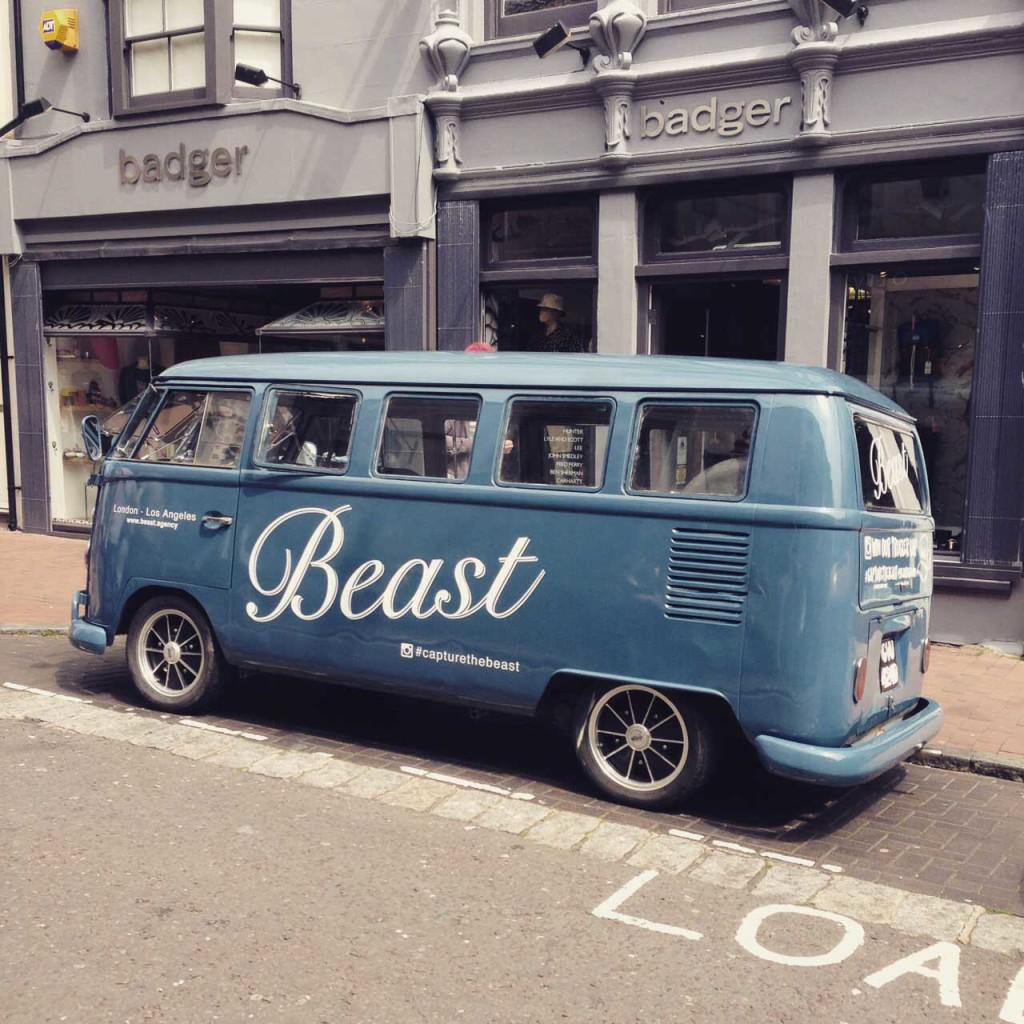 Beast bus 1
