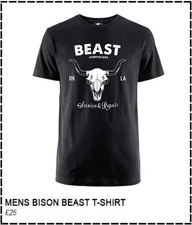 Bison Beast T-Shirt