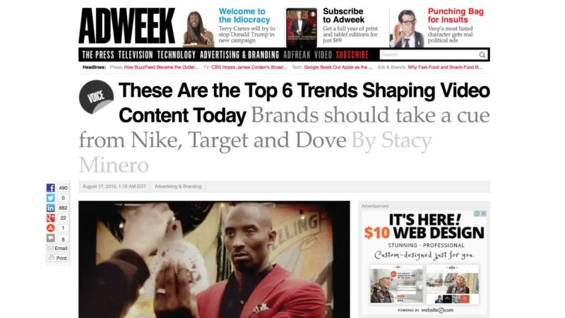 Trends That Are Shaping Video Content Production
