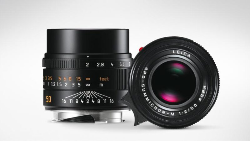 DSLR and Vintage Leica Lenses