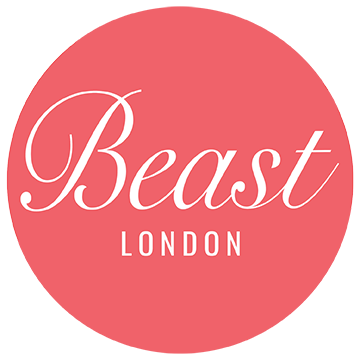 Beast Agency Award Winning Production Company Logo
