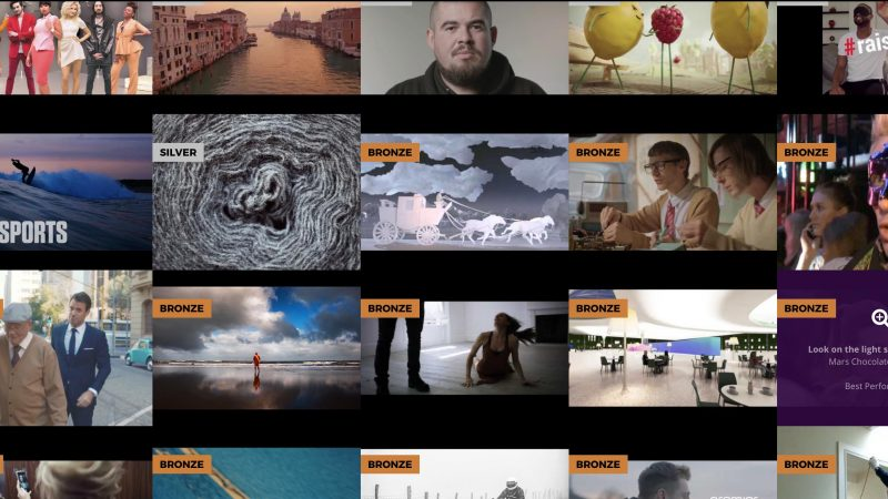 Brand Film Festival 2017 – Winner Beast Video Content