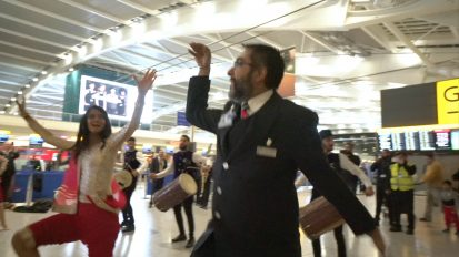 British Airways Happy Diwali
