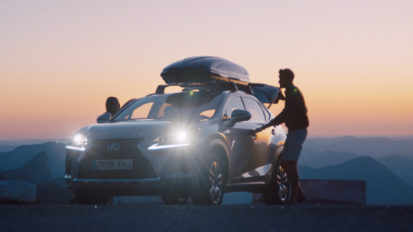 Lexus Make time for summer 2019