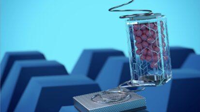 Simba Sleep miQro spring animated 3D video