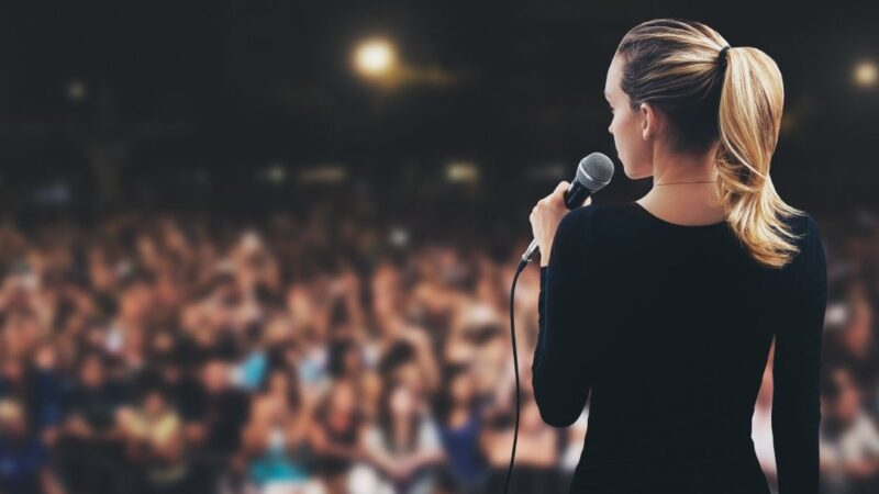 Turning Your Live Event into an online presentation video